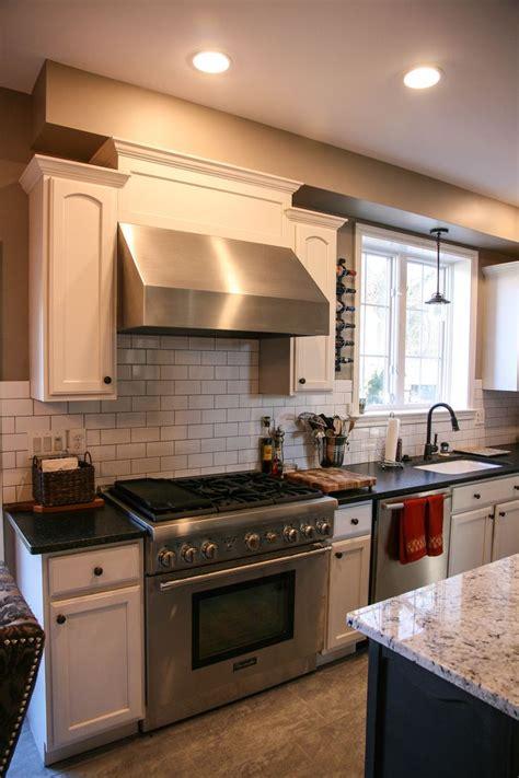 thermador   pro harmony range kitchen design small