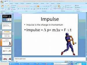 Impulse Example Problems - YouTube