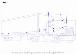 4x4 Truckss  How To Draw 4x4 Trucks Step By Step