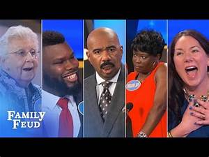 The Top 10 Family Feud Moments of 2017