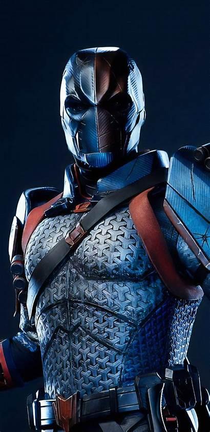 Deathstroke Titans Tv Wallpapers Background 4k Series
