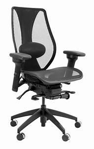tCentric Hybrid Ergonomic Chair | Buy Rite Business ...  Ergonomic