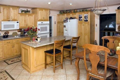 kitchen design ideas with white appliances traditional light wood kitchen cabinets 53 kitchen 9332