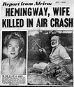 Inside Ernest Hemingway's Private Photo Album & Scrapbook