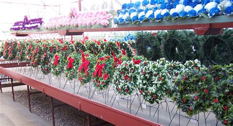 Ideas For Graveside Decorations by Bertacchi And Sons Flowers For Home And Cemetery