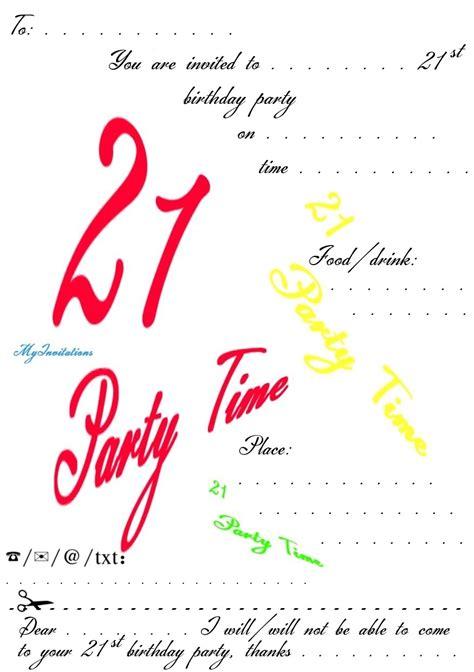 st birthday invitation templates  printable