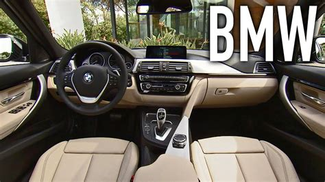 bmw  series interior sport  youtube
