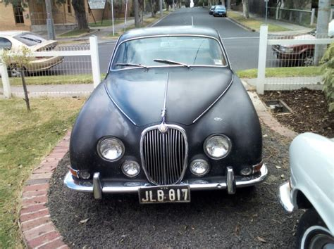 1965 Jaguar S Type 3.8