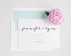 minted wedding invitations card design ideas With how to assemble wedding invitations minted