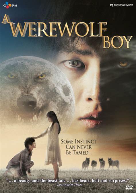 dvd werewolf boy giveaway exclusive soompi