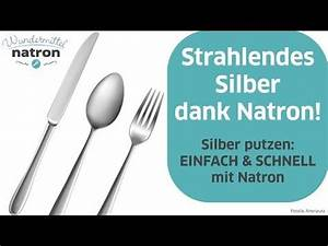 Silber Reinigen Hausmittel : silber putzen mit alufolie und natron putztricks ~ Watch28wear.com Haus und Dekorationen