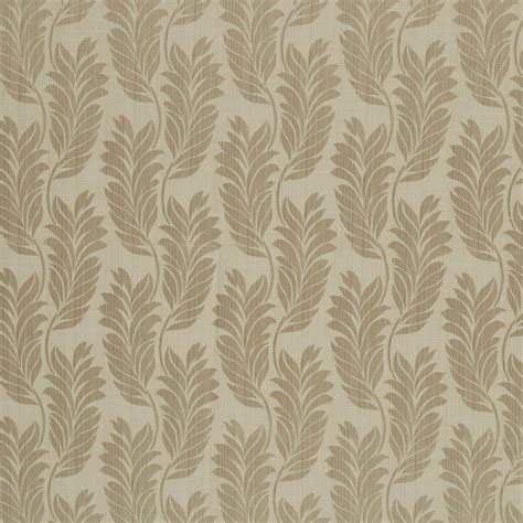 trevi jacquard curtain fabric caramel free uk delivery