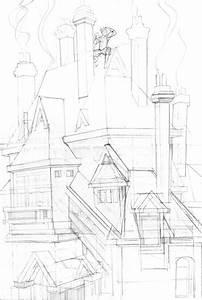 Sketchbook Drawings David Johnson Illustration