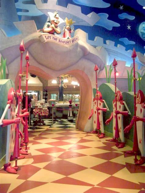 alice  wonderland restaurant  fantasy   life