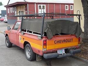 Curbside Classic  1979 Chevy Luv 4 U00d74  Isuzu Faster