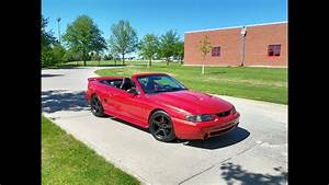My 94' Mustang GT - YouTube