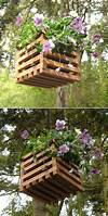 diy makeover backyard landscaping project 29 Super Cool DIY Reclaimed Wood Projects For Your