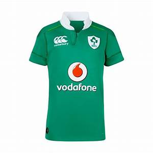 Kid's Ireland Rugby Jersey (Home) | Cummins Sports