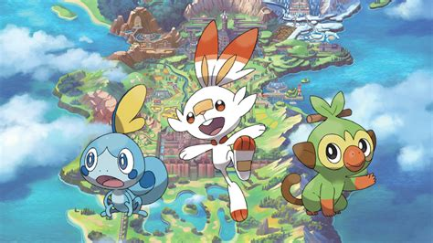 Pokemon Sword And Shield Release Date, Trailer, Gameplay