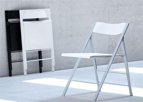 chaise pliante design chaise pliante design ou blanche pour bureau chez