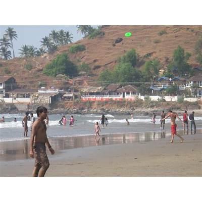 Arambol Beach Goa - India Travel ForumIndiaMike.com