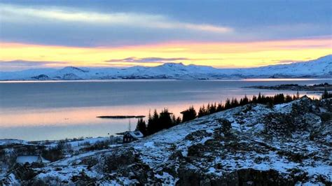 pic week sunset iceland solo traveler