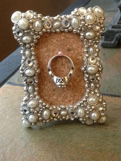 25 best ring holder frame ideas pinterest diy engagement ring holders diy engagement ring
