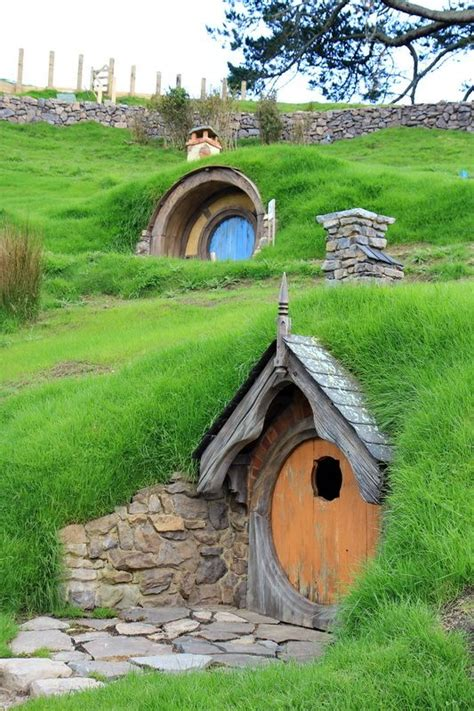 Live In A Hobbit House For A Week  This Is On Matthew's
