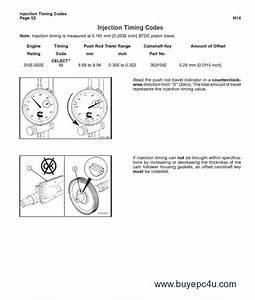 Cummins N14 Engines Shop  U0026 Troubleshooting 1991