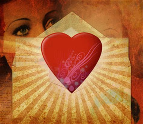 surat cinta romantis