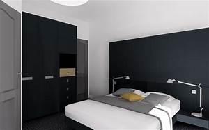 peinture chambre simulation ralisscom With couleur peinture pour salon moderne 10 davaus chambre hotel luxe moderne avec des idees