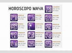 Zodiaco Maya 2018 Conoce a tu Animal Náhuatl Cancun Style