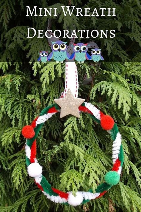 handmade christmas ornaments  kids