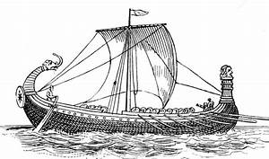 Norman Ship From Bayeux Tapestry