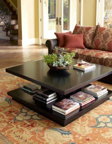 Using yvonne's tray decor as a starting point, i went on a shopping spree around the house. Apartment Decorating Living Room Black Coffee Tables 20 Best Ideas   Coffee table, Home ...