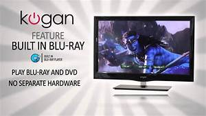 Kogan LED & LCD TV Feature Video - Built-in Blu-ray Combo ...