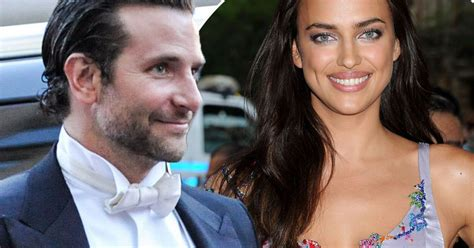 Bradley Cooper Spotted Making Out With Irina Shayk At