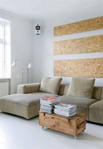 Vinylboden Auf Osb Platten : osb art osb platten im innenausbau vor und nachteile homedesings pinterest ~ Watch28wear.com Haus und Dekorationen