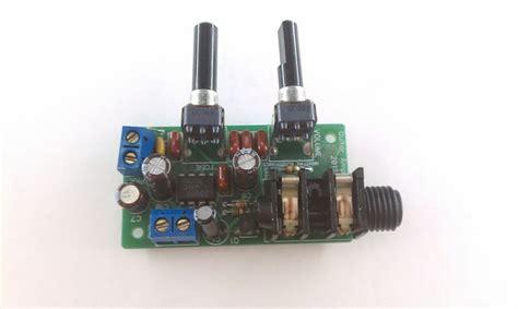 Nf-1127 Guitar Mini Amplifier Kit