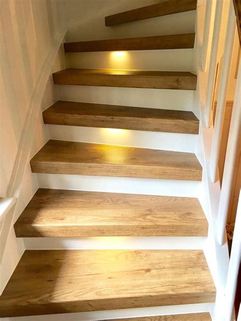 Treppenrenovierung Und Treppensanierung Von Vinylstufen