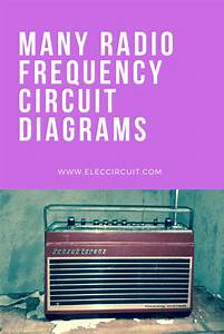 5 Radio Frequency Circuit Diagrams