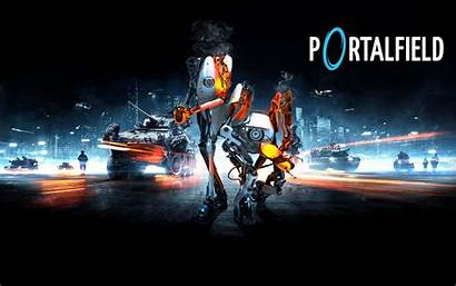 4k Gaming Wallpapers Android Games Space Portal