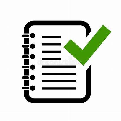 Document Icon Control Vector Background Illustration Grammar
