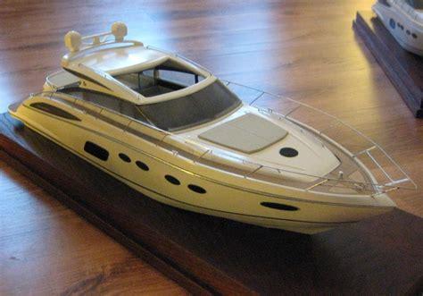 deethree builds  printed yacht models