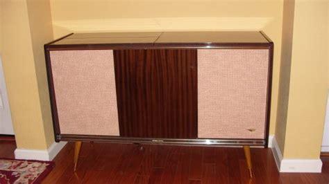 anita  stereo console  retro renovation