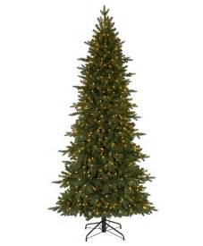 kennedy fir slim artificial christmas tree tree classics