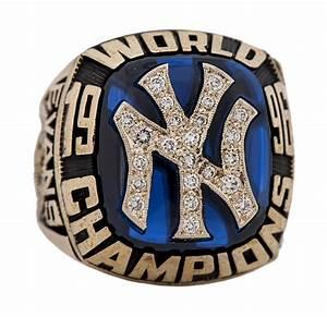 Lot Detail - 1996 New York Yankees World Series ...