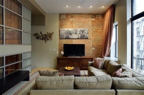 HD wallpapers living room nyc
