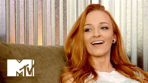 Teen Mom OG Star Maci Bookout To Appear On Naked And Afraid