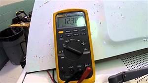 Powerstroke  7 3 Glow Plug Relay Test